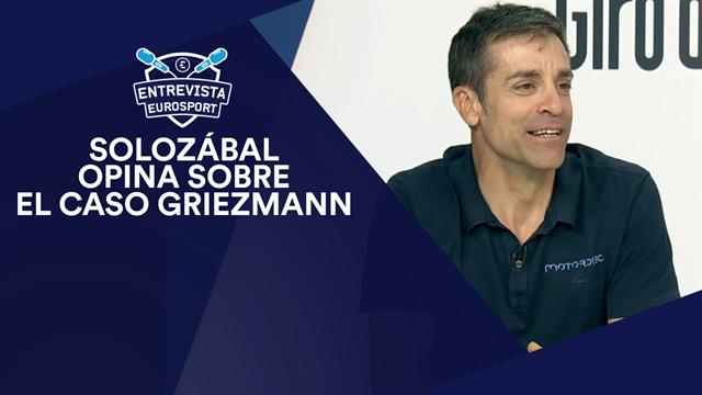 El excapitán del Atlético Roberto Solozábal valora el adiós de Griezmann en Eurosport