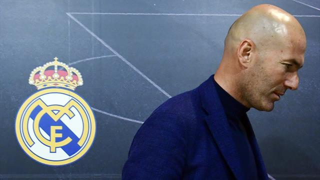 Zidane forced to leave Real Madrid pre-season tour for personal reasons