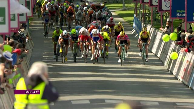 4 Jours de Dunkerque: Insatiable, Dylan Groenewegen remporte la 3e étape