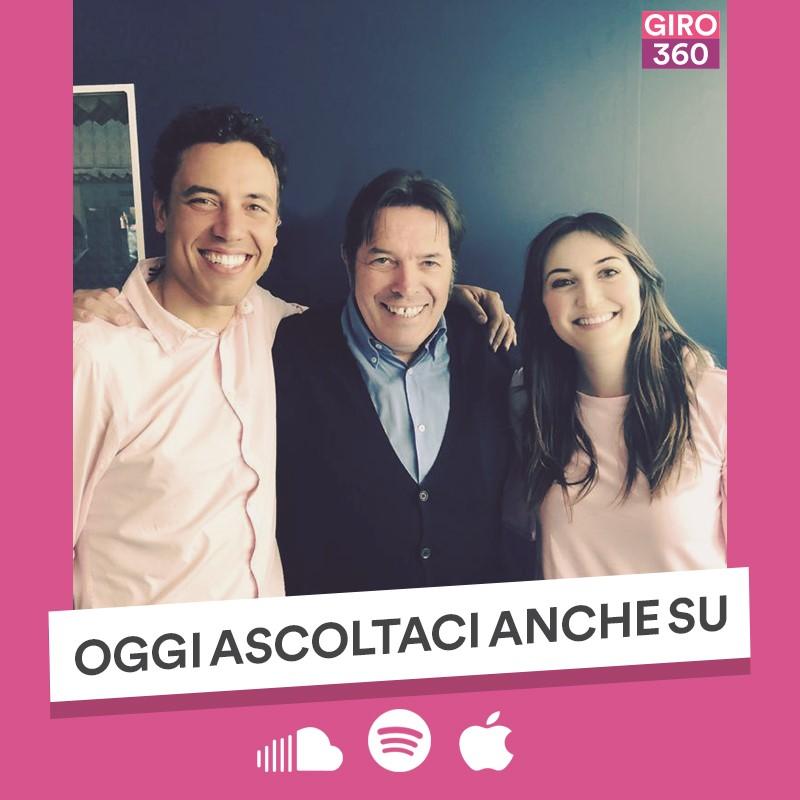 Giro 360 sbarca anche su Podcast