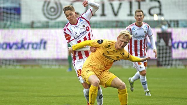 Sen scoring av Evjen sikret Bodø/Glimt-seier