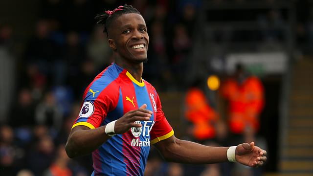 Simon Jordan says Crystal Palace should sell Wilfried Zaha this summer