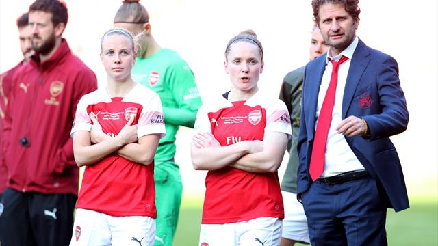 Arsenal stars Mead and Little ready for the Battle of Britain