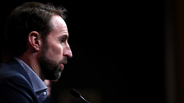 Southgate: Wellbeing of players always top priority amid racism storm