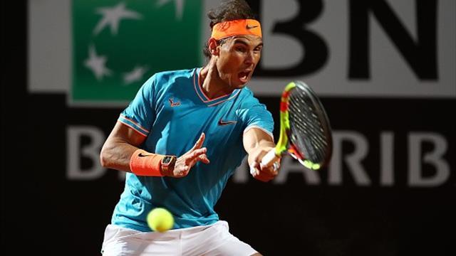 Nadal a retrouvé le mode Terminator