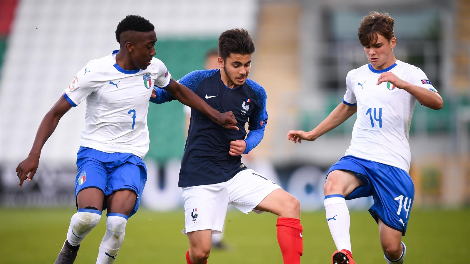 Championnat d 39 europe u17 les bleuets limin s en demi - Calendrier coupe du monde u17 ...