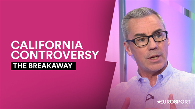 'To me that was absolutely ludicrous!' - The Breakaway discusses California controversy