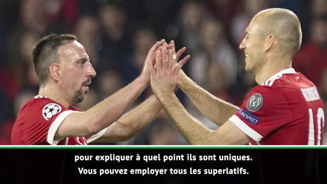 """Bayern - Kovac sur Ribéry et Robben : """"Ils vont beaucoup nous manquer..."""""""