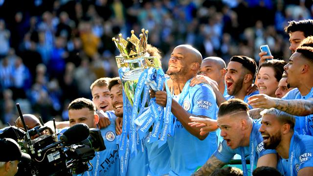 Vincent Kompany says Manchester City are desperate for more silverware