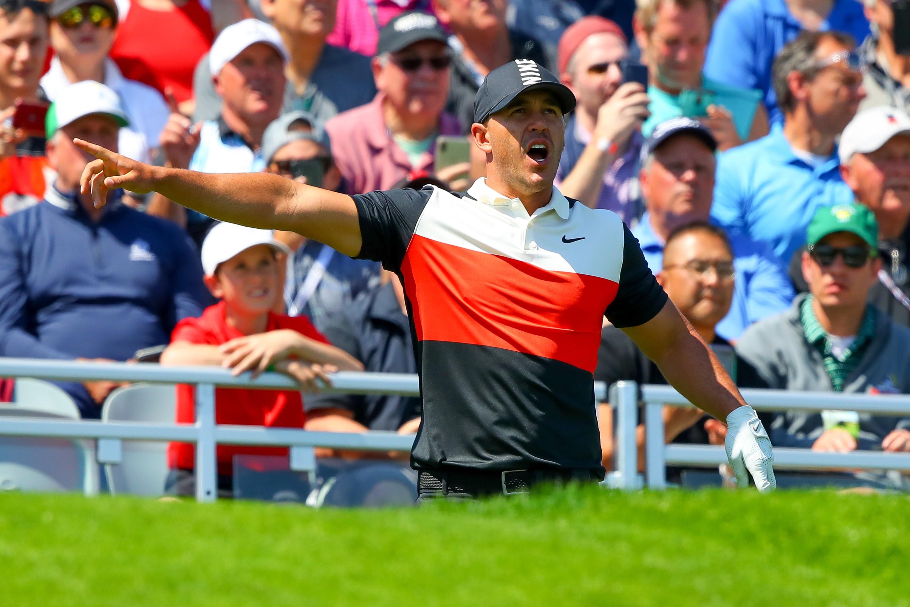 Brooks Koepka of au Championnat PGA 2019 à Bethpage