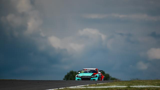 Shedden looks back to go forward in WTCR