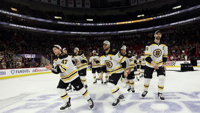 "Bruins stürmen mit ""Sweep"" ins Stanley-Cup-Finale"
