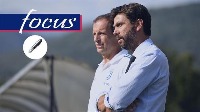 Caso Juventus: il vero nodo è Agnelli, non Allegri