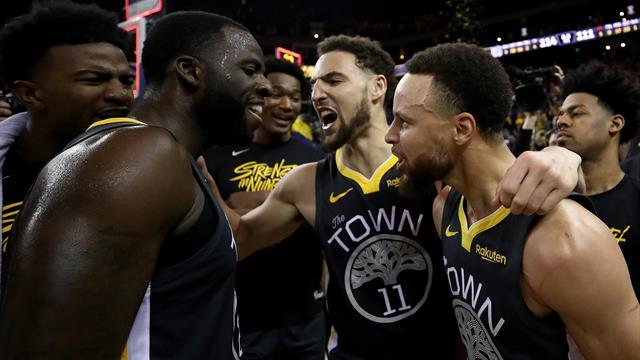 Les Warriors sans Durant, c'est le feu d'artifice !
