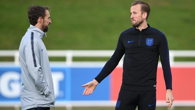 Gareth Southgate will give Harry Kane as much time as possible to prove fitness
