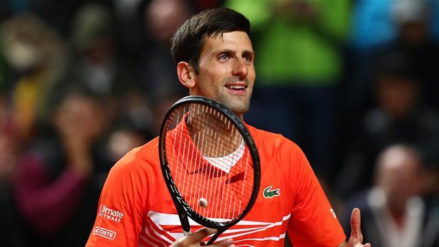 Djokovic impitoyable face à Kohlschreiber