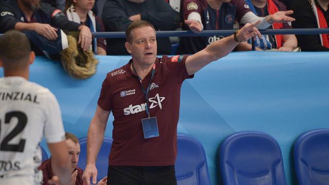 Handball: Gislason sieht Meisterchance für THW bei 20 Prozent