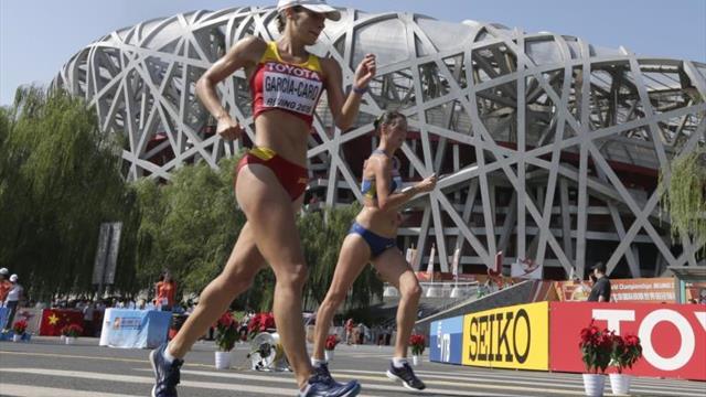"""García-Caro se ve """"en los primeros puestos"""" en una competición """"especial"""""""