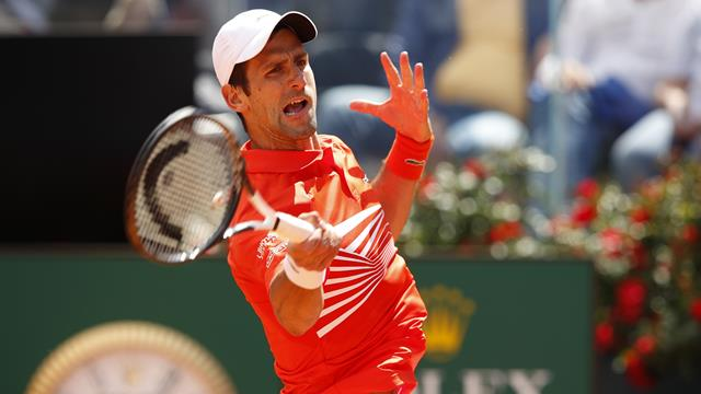 Djokovic miraculé contre Del Potro — Tennis