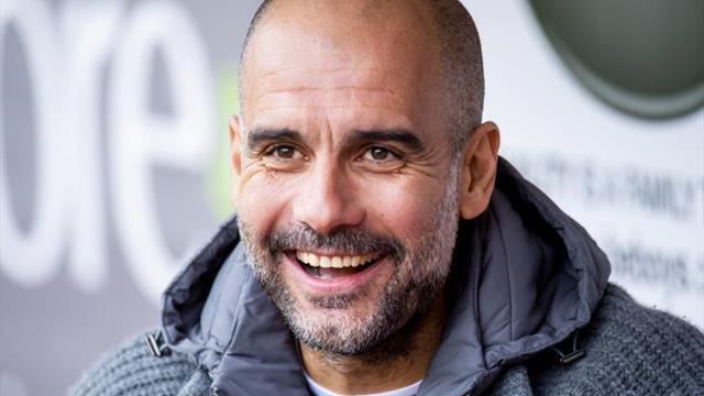 Guardiola contra Javi Gracia por la FA Cup