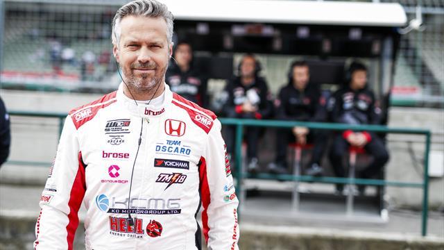 El piloto del WTRC, Monteiro, regresa donde empezó todo