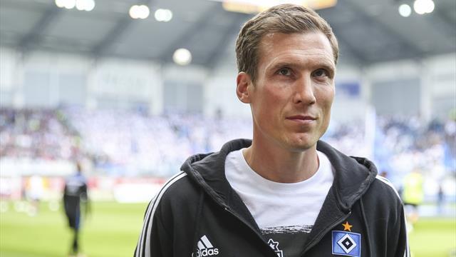 Hamburger SV bestätigt Trennung von Trainer Wolf