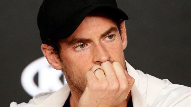 Andy Murray es ordenado Caballero