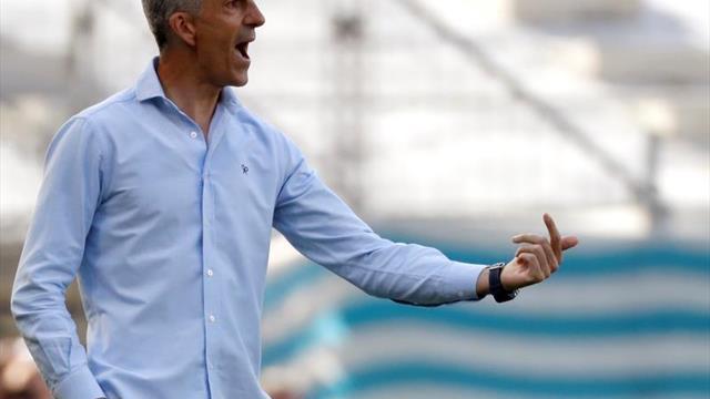 """Alguacil augura un partido en casa del Espanyol """"con muchos goles"""""""
