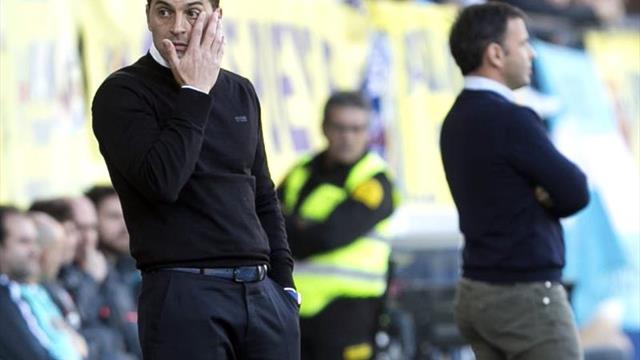 """Francisco: """"Nos gustaría ganar al Leganés y no quedar últimos"""""""