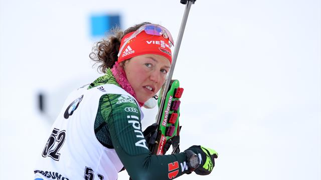 Double Olympic champion Dahlmeier retires at 25