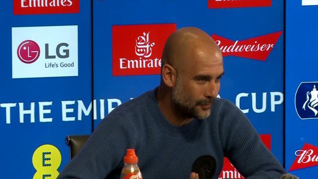 """Guardiola chiude alla Juventus: """"Non allenerò i bianconeri, resto al Manchester City"""""""