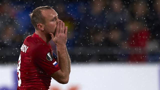 «Спартак»: Глушаков не сыграет с «Крыльями» из-за сильного ушиба