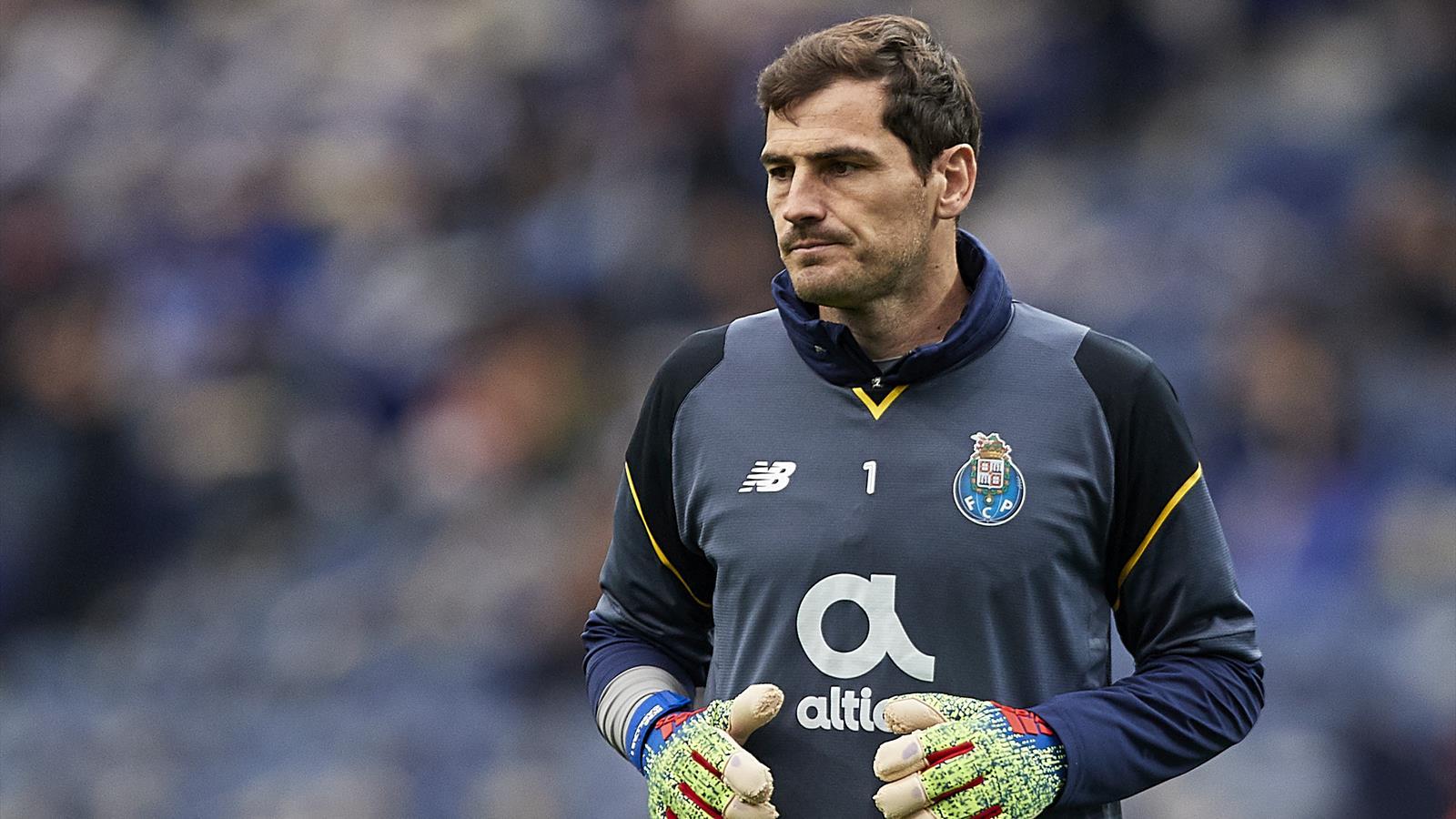 Iker Casillas Herzinfarkt