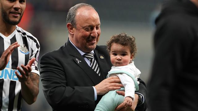 Rafael Benitez to continue talks with Mike Ashley over the weekend
