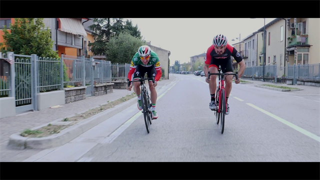 How to sprint like Viviani - with GCN
