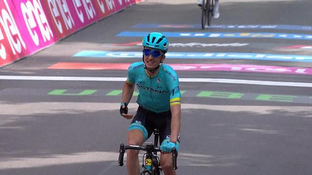 Победный финиш одного из лидеров Astana Pro Team на седьмом этапе