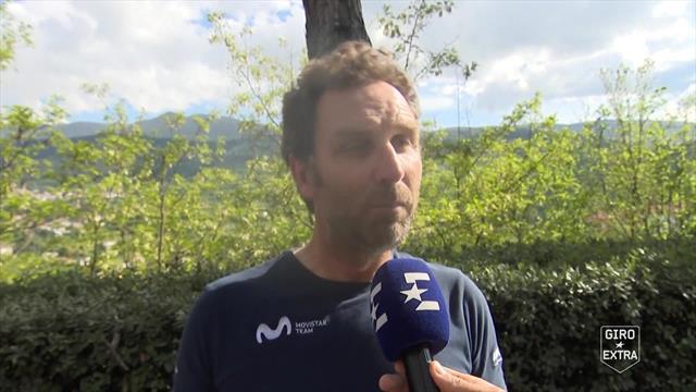 """Sciandri, ds della Movistar: """"Rojas cercava il doppio colpo? Non la maglia, volevamo la tappa"""""""