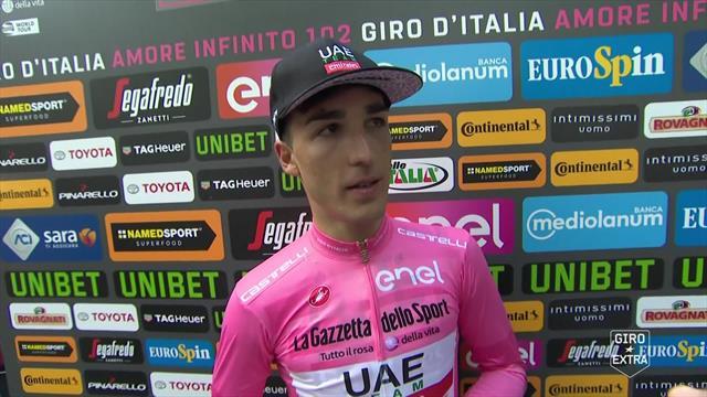 """Conti: """"Mi sono detto che avrei dovuto tenere duro. Sono ancora in rosa, grazie a tutta la squadra"""""""