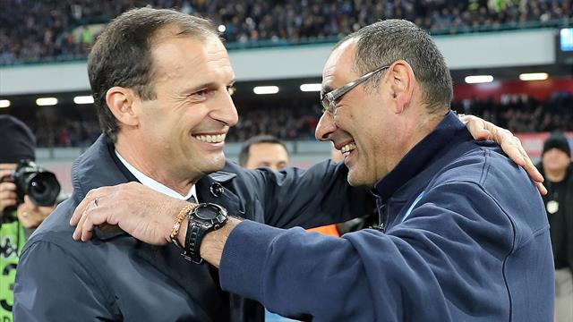 Allegri's available: Sarri swap? Would Man Utd dare make a move?