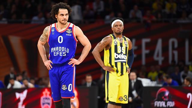 🏀👀 El Efes sorprende al Fenerbahce de Obradovic y accede a su primera final de la Euroliga