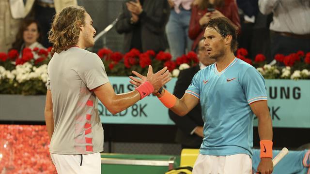 "Nadal : ""La solution contre Tsitsipas, je la connais"""