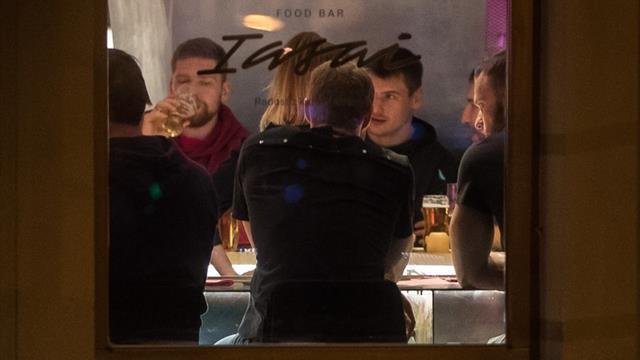 Sport24.pluska.sk: игроки сборной России выпили 160 бокалов пива после победы над Чехией