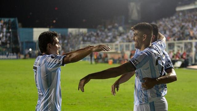 Boca, Argentinos, Atlético Tucumán y Tigre se juegan la Copa de la Superliga Argentina de fútbol