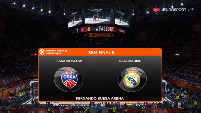 Highlights: CSKA Mosca-Real Madrid 95-90