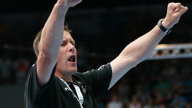 Final Four im EHF-Cup: Kiel im Endspiel gegen Berlin