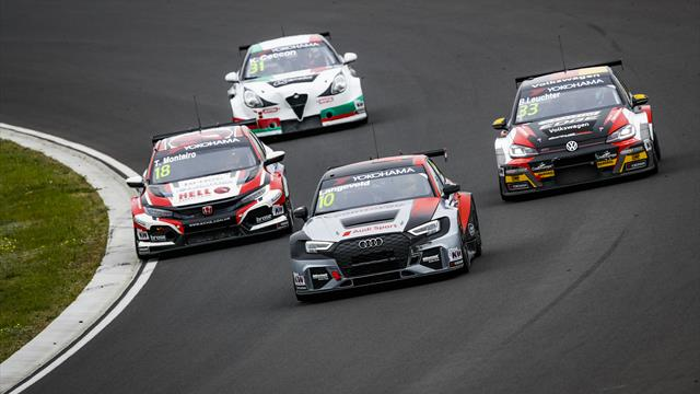 Langeveld has energy, can fight in WTCR