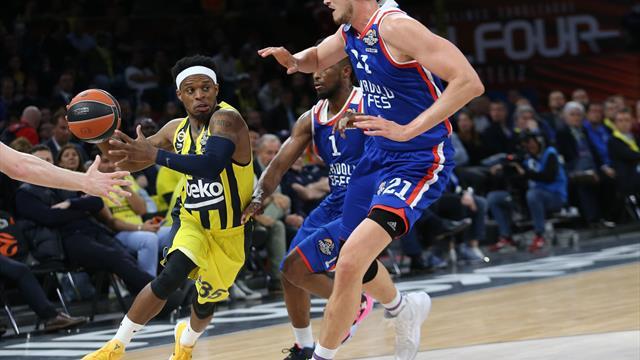 Basketball: Pleiß mit Anadolu im EuroLeague-Finale
