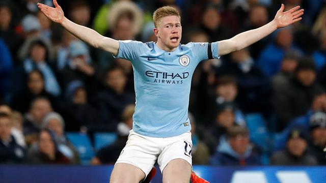 De Bruyne determined to end season on high with FA Cup success