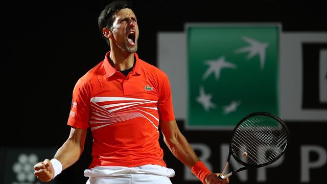 Mit Video | Matchbälle abgewehrt: Djokovic siegt in Nachtschicht