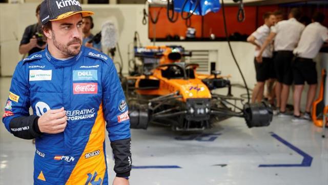 Alonso termina en la posición 24 en el último día de entrenamientos de Indy 500